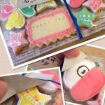 アイシングクッキー 1